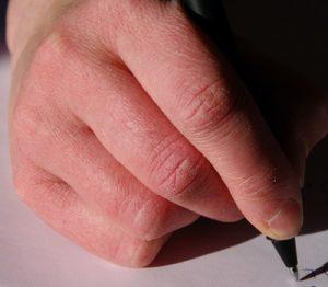 Handwriting Day in den USA: Handschrift