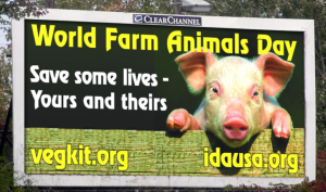 World Farm Animal Day