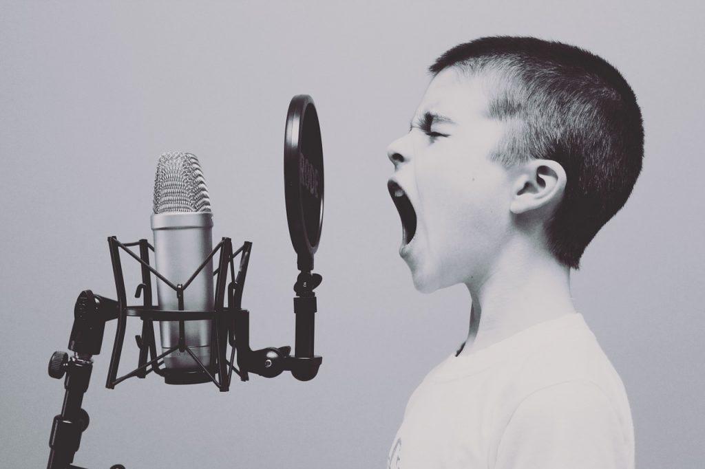 Welttag der Stimme