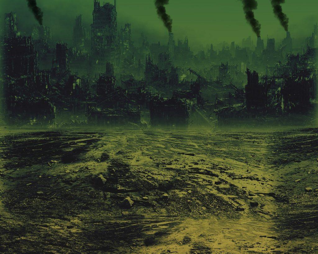 Umweltzerstörung durch Kriege