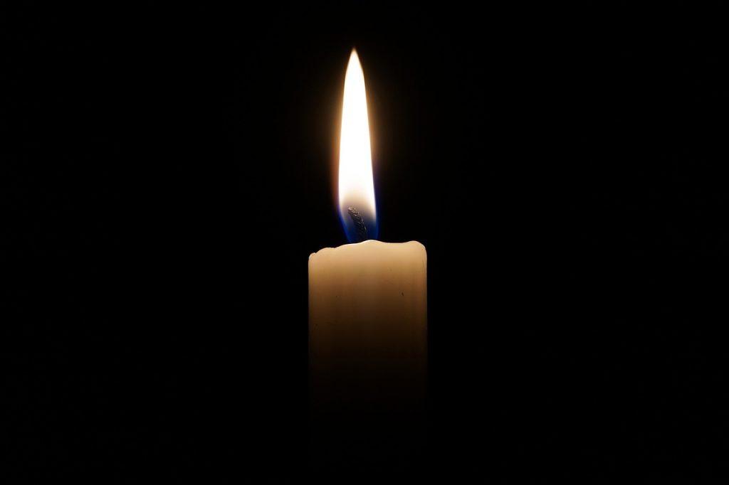 Weltweites Kerzenleuchten