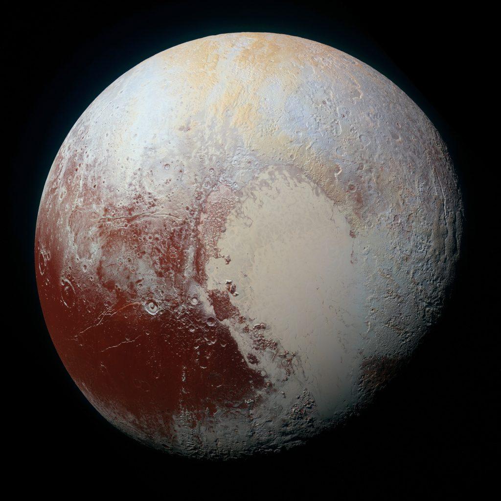 Pluto-Day
