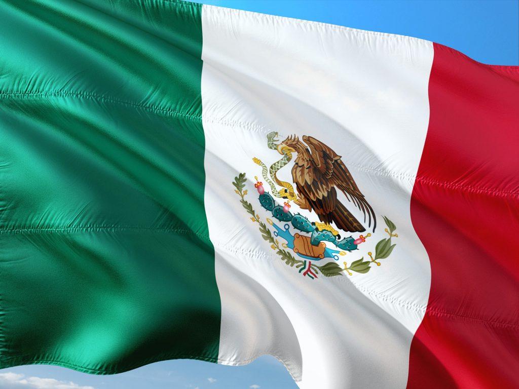 flagge Mexiko - 19. März