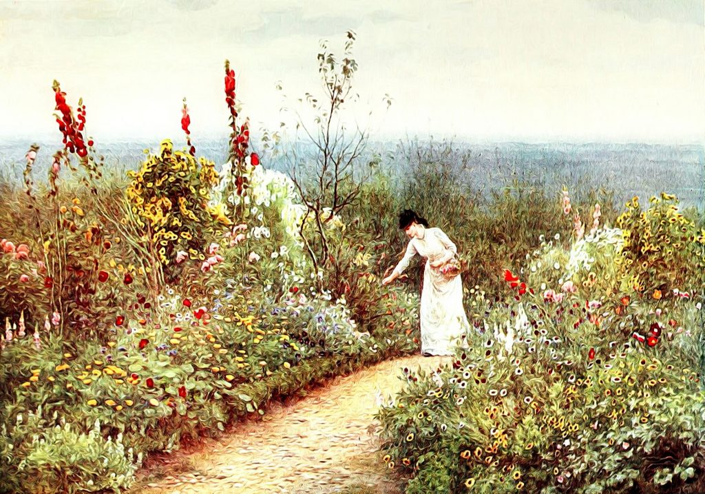Tag des Gartens