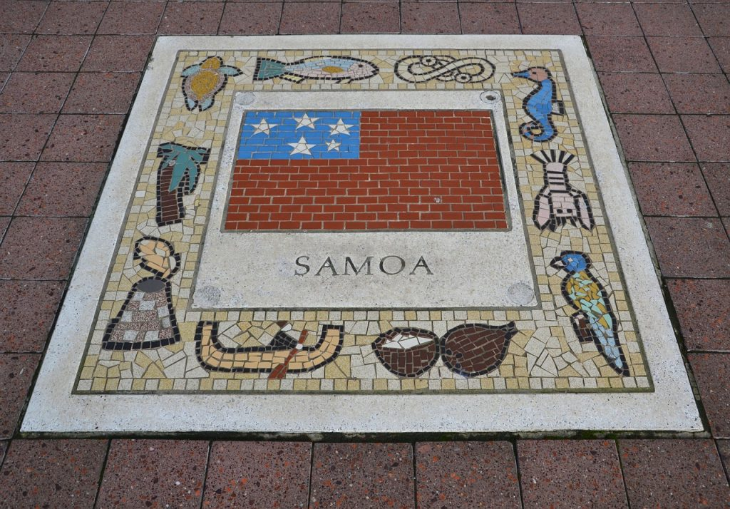 Amerikanisch-Somoa