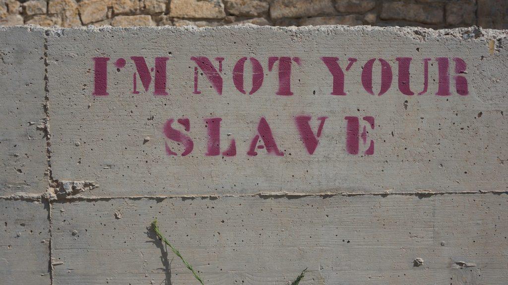Welttag gegen Sklavenhandel