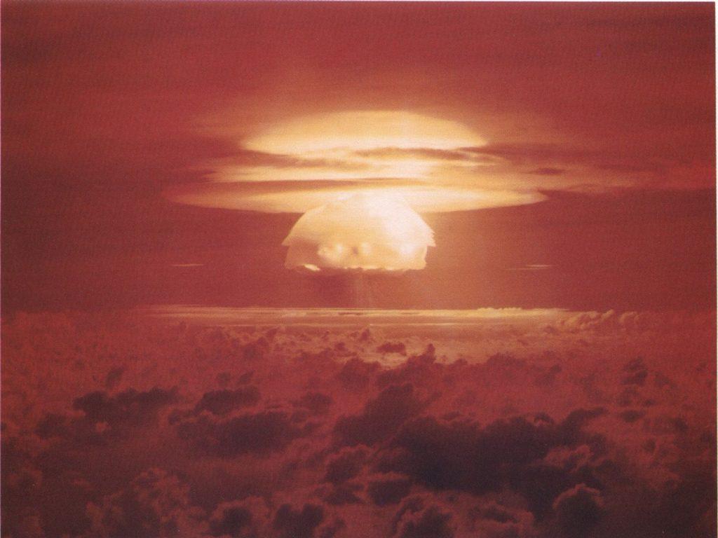 Atomtests Marshallinseln